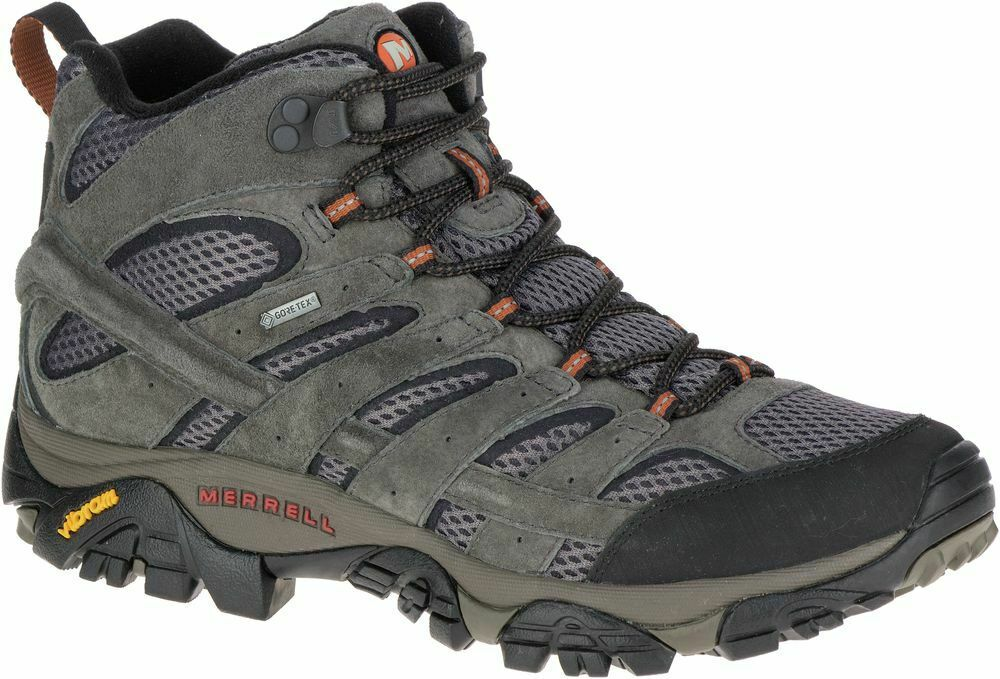 Merrell moab 2 ltr mid gore-tex  hiking j18419 shoes boots men  quality assurance