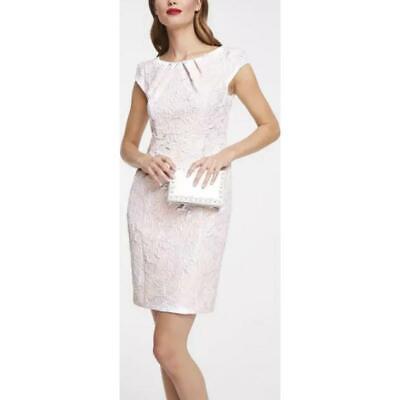 ashley brooke cocktailkleid damen elegantes abendkleid partykleid gr 44 neu  ebay