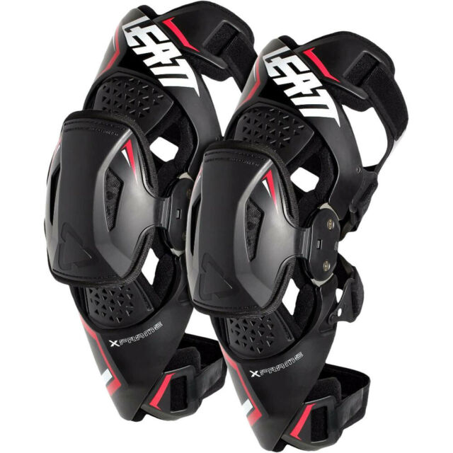 Leatt 3DF Hybrid Adult Off-Road BMX Cycling Knee Guard