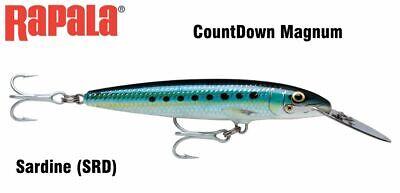 SRD Rapala CountDown Magnum CDMAG18SRD 18 cm 70 g Sardine