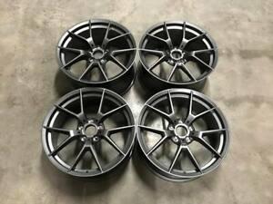 19-034-20-034-763M-GTS-CS-Style-Wheels-Satin-Gun-Metal-F80-M3-F82-F83-M4-Split-Sizes