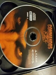 commandos-2-men-of-courage-CD-Rom-jewel-case-no-booklet-no-cover-only-3-cd