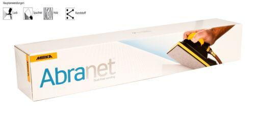 Mirka Abranet-Meules Pneus-netzgitter 70 x 420 mm GRAIN quantité au choix
