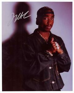 TUPAC-SHAKUR-AUTOGRAPHED-8X10-COLOR-PHOTO-REPRINT-FREE-SHIPPING