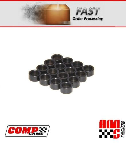 "COMP CAMS 622-16 3//8/"" HARDENED LASH CAPS .190 HEAD HEIGHT"