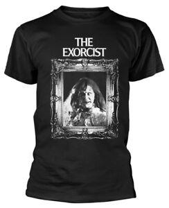The-Exorcist-039-Frame-039-Black-T-Shirt-NEW-amp-OFFICIAL