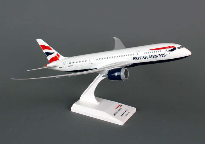 Skymarks British Airways Boeing 787-8 1 200 SKR694