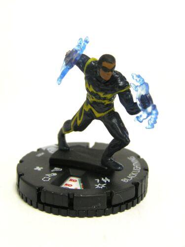 Justice League Trinity War HeroClix #001 Black Lightning