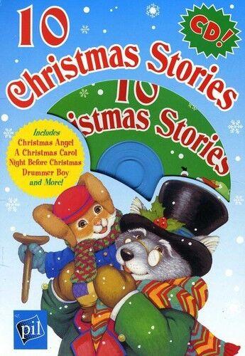 Various Artists - 10 Christmas Stories / Various [New CD]