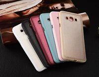Luxus Mode Schutz Hülle Handy Nähen Soft Silikon Case Cover Bumper Tasche Etui