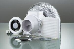 LED-Light-Bathroom-Shower-Fan-Kit-Loft-Ceiling-Mounted-Extractor-Duct-Vent-Timer