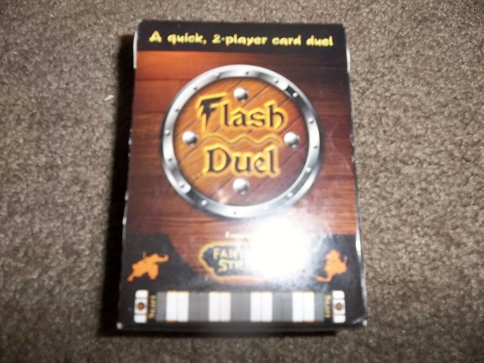 Sirlin Games Fantasy-Strike Flash duel