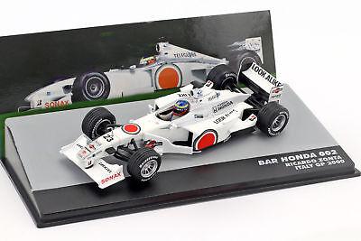 Ricardo Zonta Bar 002 #23 Italia Gp Formula 1 2000 1:43 Altaya-mostra Il Titolo Originale Modelli Alla Moda