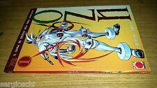 OZN # 1 - SHIROH OHNO - 1998 - EDITORE PLANET MANGA-MN24