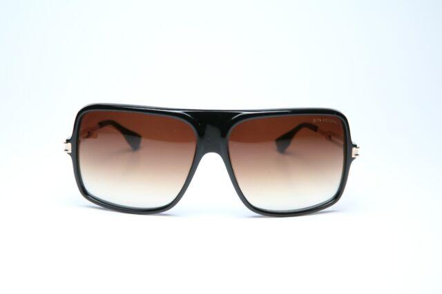 a3f13f0b0f6 DITA Hendrix Titanium Drx-2035b-59 Black gold Frame Gradient Lens ...