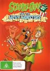 Scooby-doo and The Movie Monsters DVD Aust R4