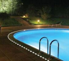 50 LED Solar Powered Waterproof Tube Flexible Light Fairy String Rope Strip