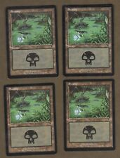 214 x1 Swamp MTG Unstable M//NM Fresh Pack English Magic The Gathering Land