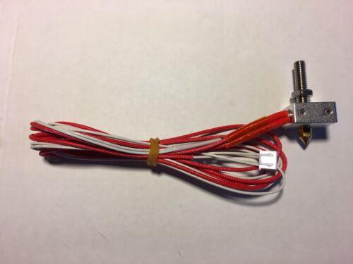 Anet A2 A8 3D printer extruder hotend print head themostat heater nozzle barrel