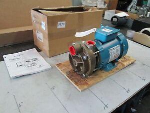 MTH-Pump-TD1DSF-1-3-HP-208-230-460V-56C-Fr-1-25-034-Inlet-1-034-Outlet-1725-RPM-NIB