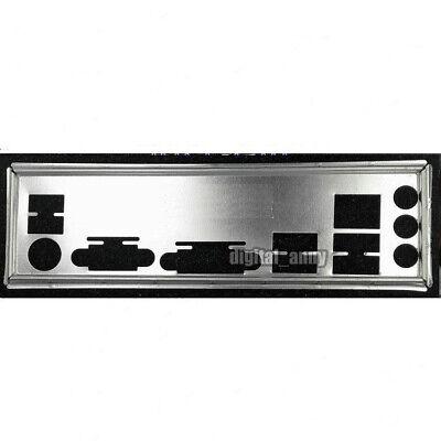 IO I//O Shield Back Plate BackPlate Blende Bracket for Gigabyte GA-F2A75M-D3H RE
