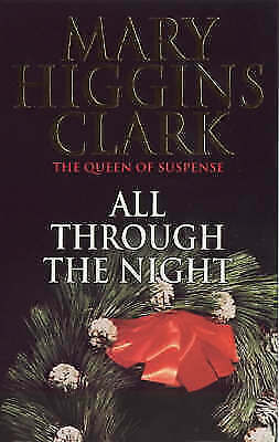 """AS NEW"" All Through the Night, Clark, Mary Higgins, Book"