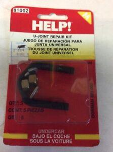 Universal Joint U-Bolt Kit-UBolt Kit Dorman 81004