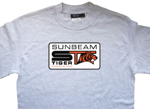 Sunbeam Tiger Alpine Mark 1 2 1A V8 T shirt T-shirt ALL OPTIONS