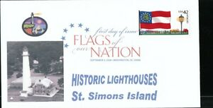 Flags-of-our-Nation-Georgia-Sc-4285-St-Simons-Island-Lighthouse