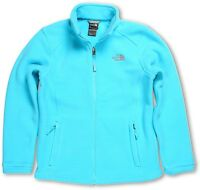 The North Face Lil' Rdt Fleece Jacket Replace Khumbu Girl Turquoise Blue Xs 6