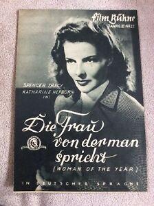 Die-Frau-von-der-man-spricht-IFB-Nr-22-Katharine-Hepburn-Spencer-Tracy