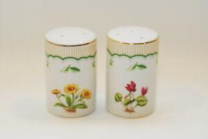 2-Georges-Briard-Victorian-Garden-Gardens-Salt-amp-Pepper-Shaker-Shakers-3-25-Inch
