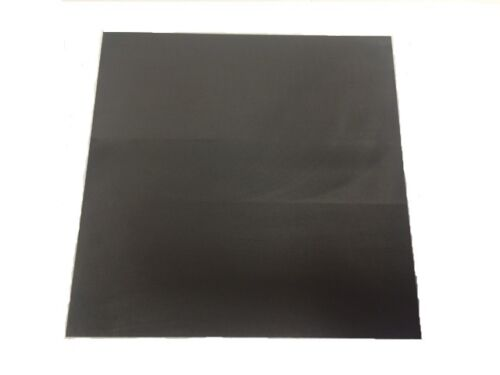 "High Density Fine Grade Graphite Plate Glass Blowing 3//8/"" x 8/"" x 8/"""