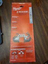 Milwaukee 48 39 0511 14 Tpi Standard Deep Cut Portable Band Saw Blade 3pk