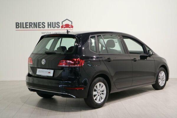 VW Golf Sportsvan 1,6 TDi 115 Comfortline DSG - billede 1