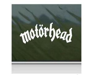 Lemmy Kilmister vinyl decal bumper sticker Hawkwind Motorhead laptop window car