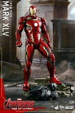 HOT TOYS Avengers 2 Age of Ultron Iron Man Mark XLV 45 1/6 Figure IN STOCK