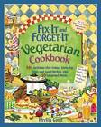 Fix-it and Forget-it Vegetarian Cookbook: 565 Delicious Slow-Cooker, Stove-Top, Oven, and Salad Recipes, Plus 50 Suggested Menus by Phyllis Good (Spiral bound, 2016)