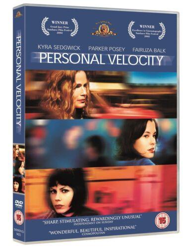 1 of 1 - PERSONAL VELOCITY KYRA SEDGWICK PARKER POSEY FAIRUZA BALK MGM UK REG 2 DVD L NEW