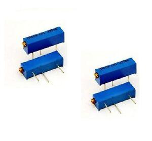 20pcs 3006P-502 3006 P 5K Ohm Trim Pot Trimmer Potentiometer