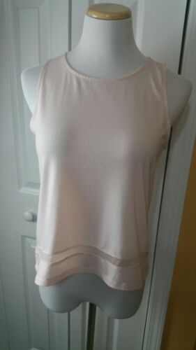 Athleta Delicate Pink Size Small Tank Top