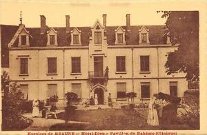CPA 21 HOSPICES DE BEAUNE HOTEL DIEU PAVILLON DE LA BAHEZRE