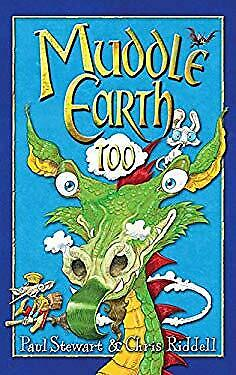 Muddle Earth Too by Stewart, Paul-ExLibrary