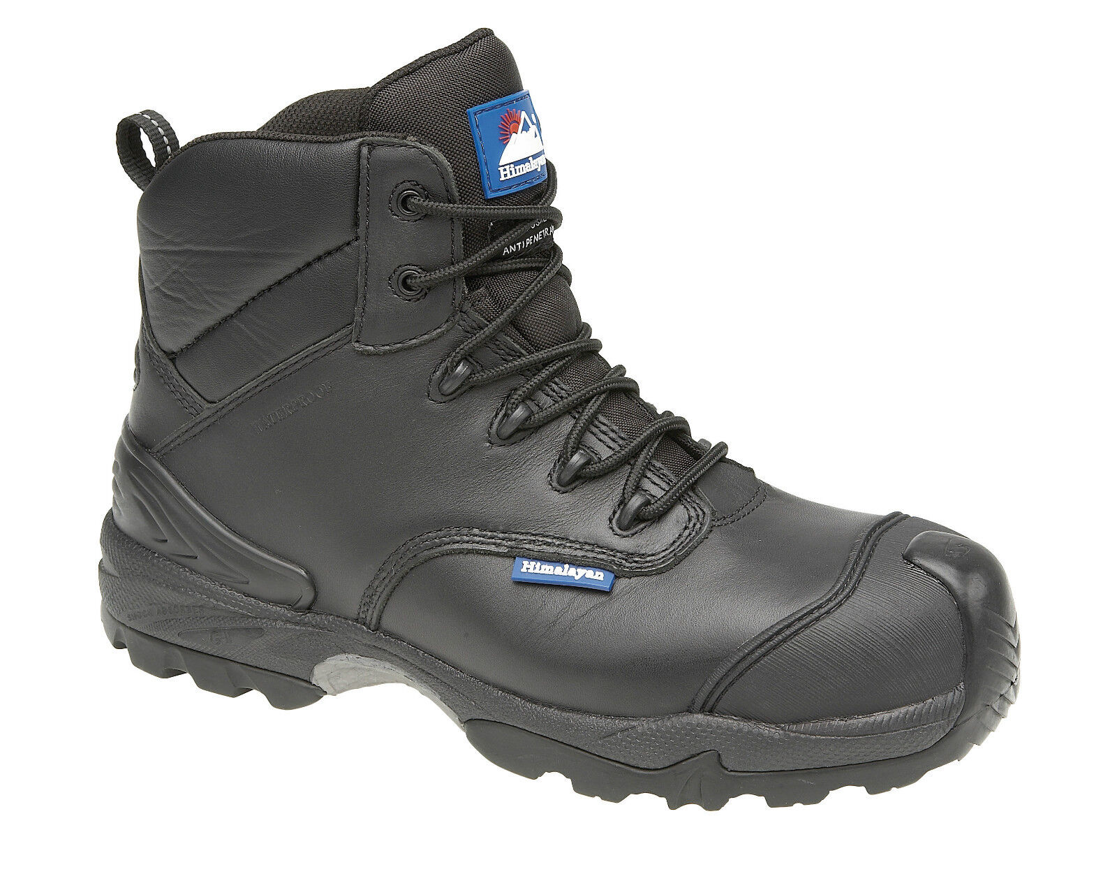 Himalayan 4110 s3 SRC NERO COMPOSITO Punta in Metallo Metallo Metallo Libero Impermeabile Stivali di sicurezza ac6a20