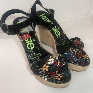 Womens KG Dani Wedges 8.5 Medium Shoes