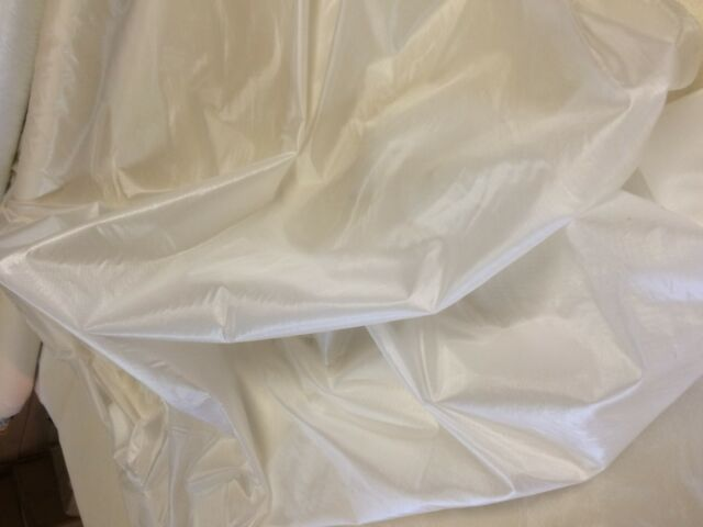 arts, 125cms wide olive green  army parachute ripstop nylon material lining