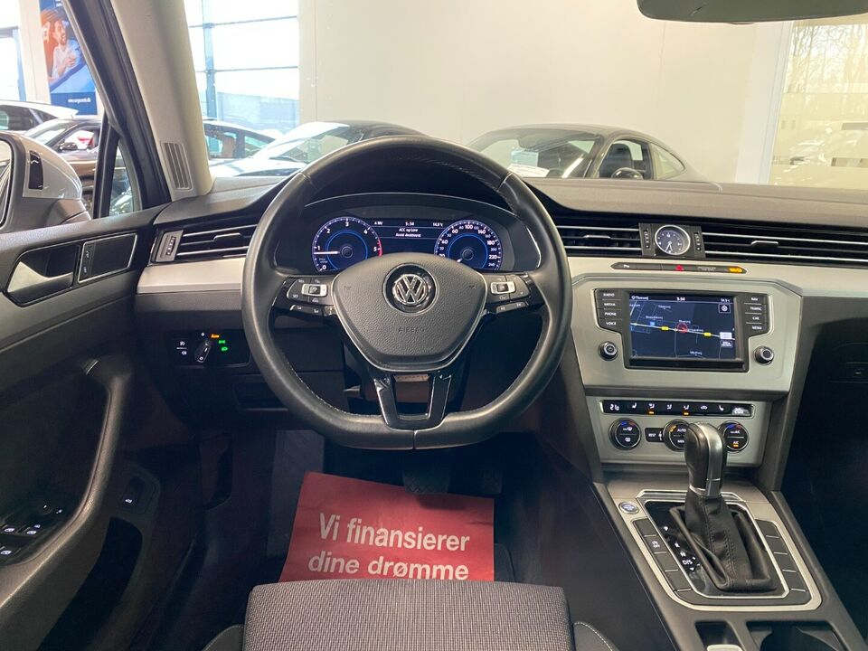 VW Passat 2,0 TDi 150 Comfortl. Vari. DSG Diesel aut.