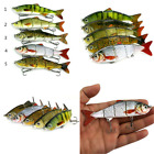 1PC Minnow Fishing Lures Crank Bait Hooks Bass Crankbaits Tackle Sinking Popper