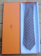 Original HERMES Krawatte/Cravatte/Tie N0 671 OA