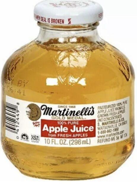 Martinelli's Gold Medal 100 Apple Juice